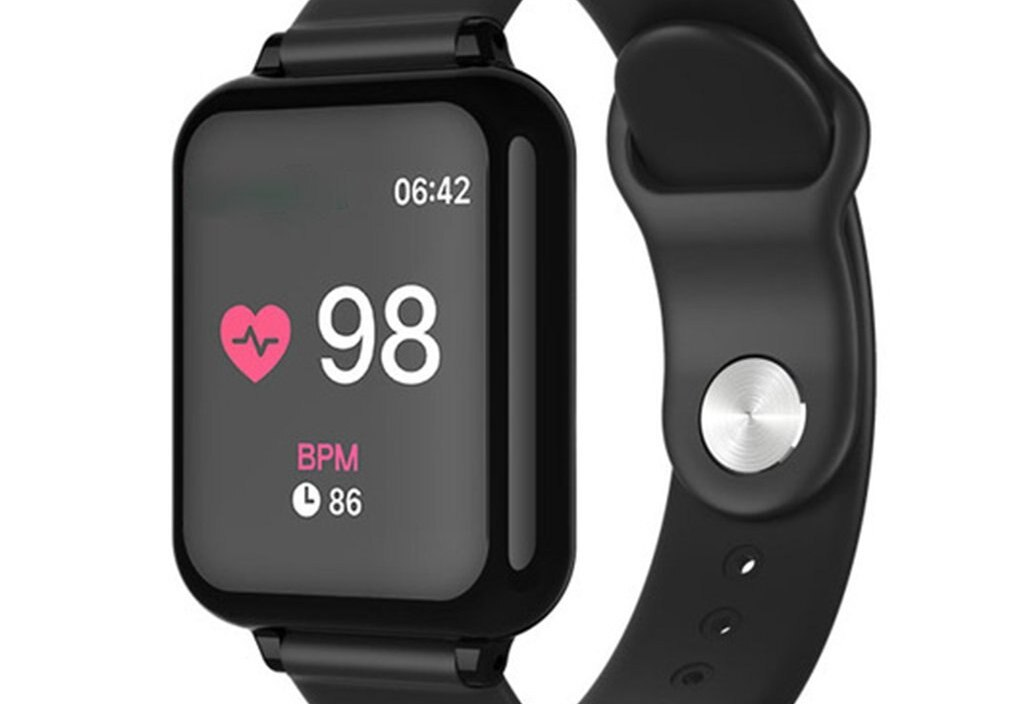Smart Sports Watch Fitness Bracelet Smart Sports Step Count Watch Step Count Color Screen Smart Watch