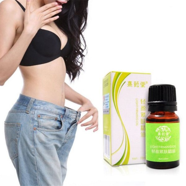 Weight Loss Products Slimming Oil Massage To Lose Weight Anti Cellulite Shaper Waist Slimming Products Face-lifting V Face Oils