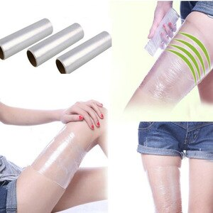 Weight Loss Shape Up Body Wrap Stomach Belly Legs Arms Wrap Film Former Anti Cellulite Sauna Belt Fat Burning Slimming Bandge