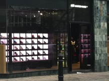 United Nude pop-up, Knightsbridge