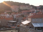 A shopping, eating and sightseeing break in Dubrovnik, August 2012