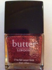 """Butter nail varnish, """"Rosie Lee"""""""