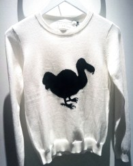 Dodo knit sweater by J.W.Anderson For Top Shop, £65