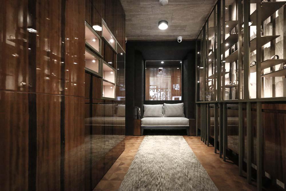 Salon, un espace cosy et moderne.