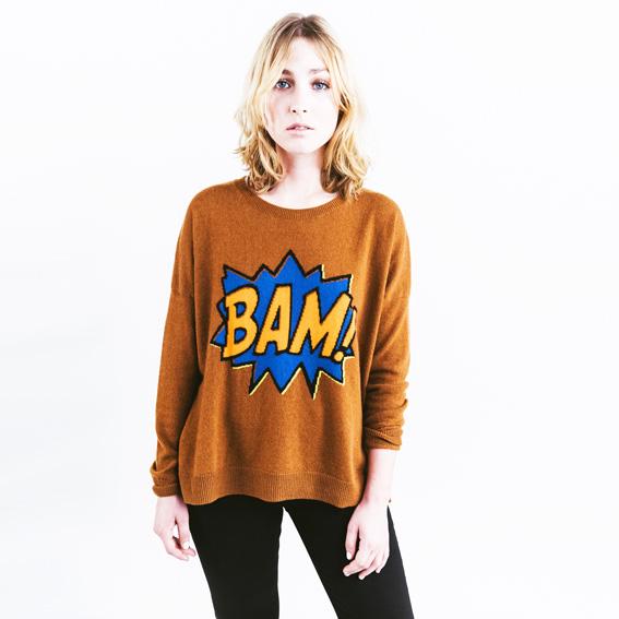 Difficile en passant la porte de ressortir les mains vides… Si Bam 1 ne vous plaît pas… alors Bam 2 est vous pour vous. Couleur marron écorce. Toujours le même prix 259 €