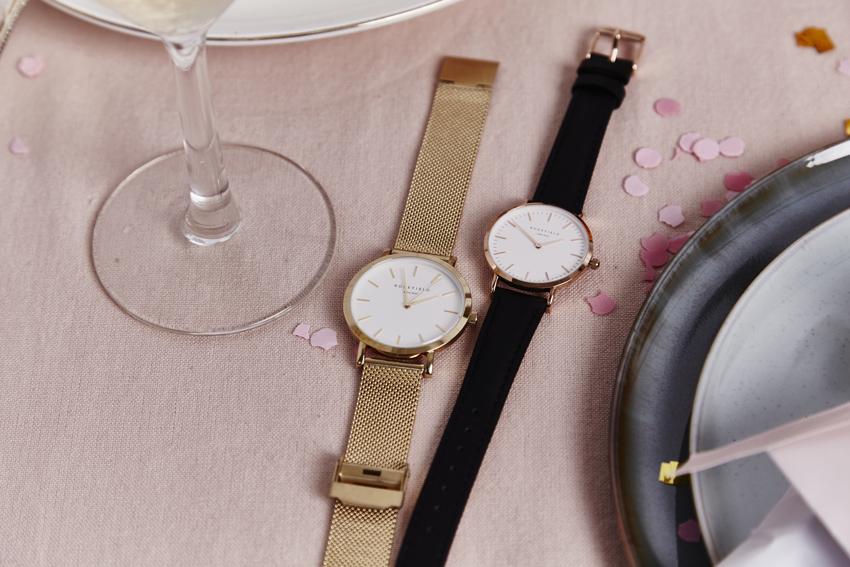Collection MERCER, c'est l'hommage à une rue exaltante, sorte de shopping district de la ville de New York, le bracelet à mailles milanaises en acier inoxydable donne un style mode moderne décalée. So fashion, pour 89 €