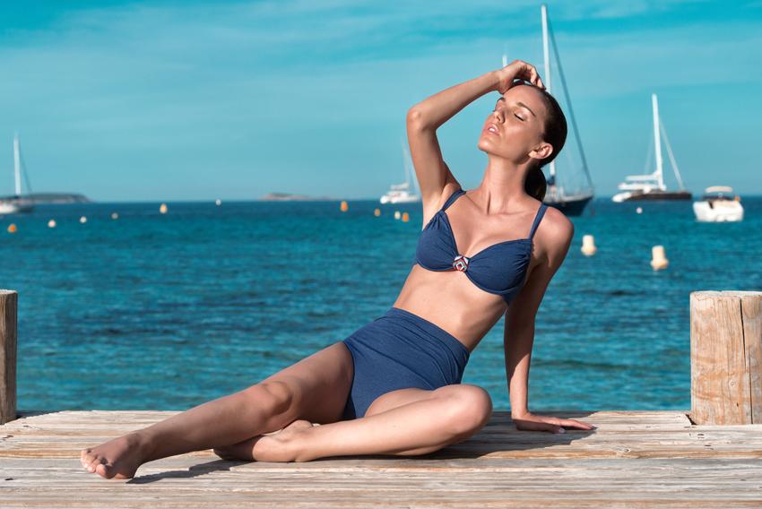 Beachwear maillots de bain