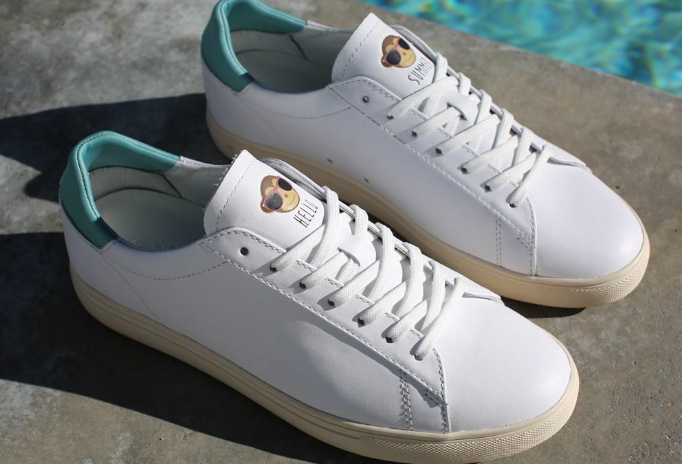 Hello summer, Hello sneakers – L.A débarquent à Paris