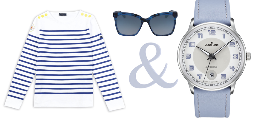 Mix and match : outremer