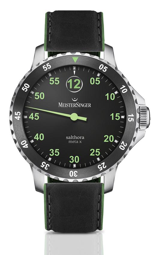 MeisterSinger Salthora Meta X version vert.