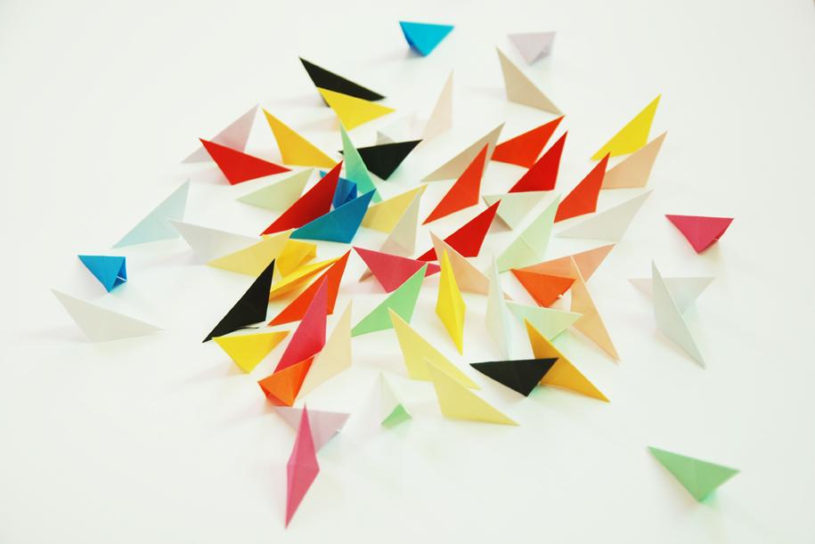 ÉVÉNEMENT 17 au 21 mai – 700 animaux en origami envahissent le centre commercial Beaugrenelle