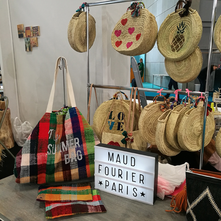 Maud Fourier Paris, accessoires parisiens métissés, www.maudfourier.com