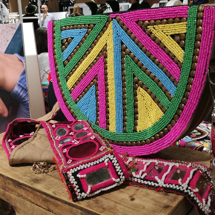 Tali handmade, www.talihandmade.com (accessoires, sacs, perles).