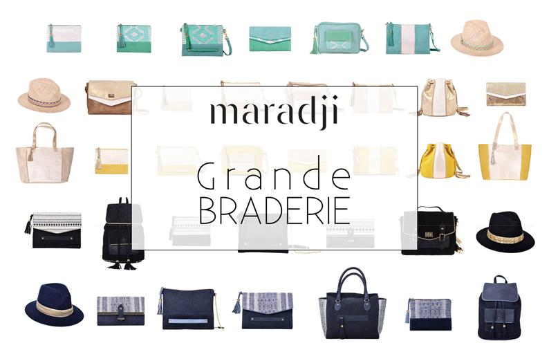 La grande braderie Maradji – C'est à Paris les 3 et 4 novembre