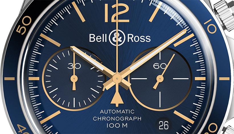Horlogerie • Prêt pour l'envol avec la BR V2 Aéronavale ?