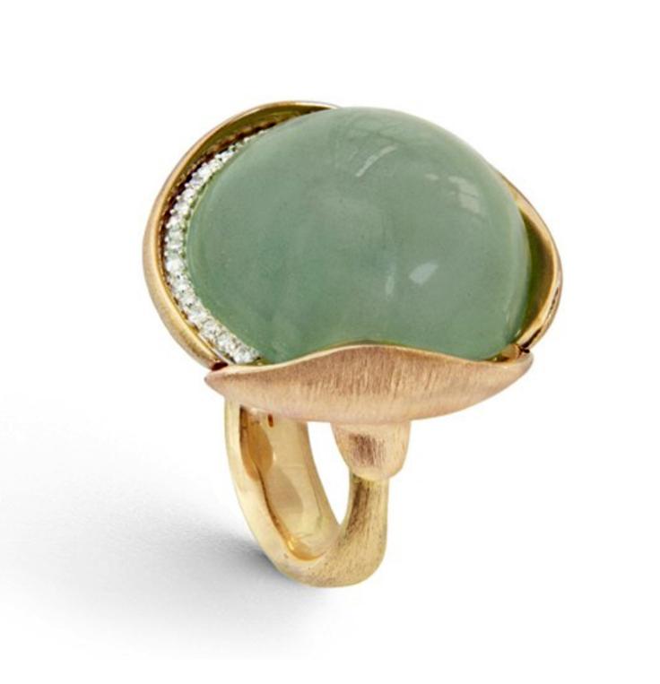 Ole Lynggaard. Lotus ring.