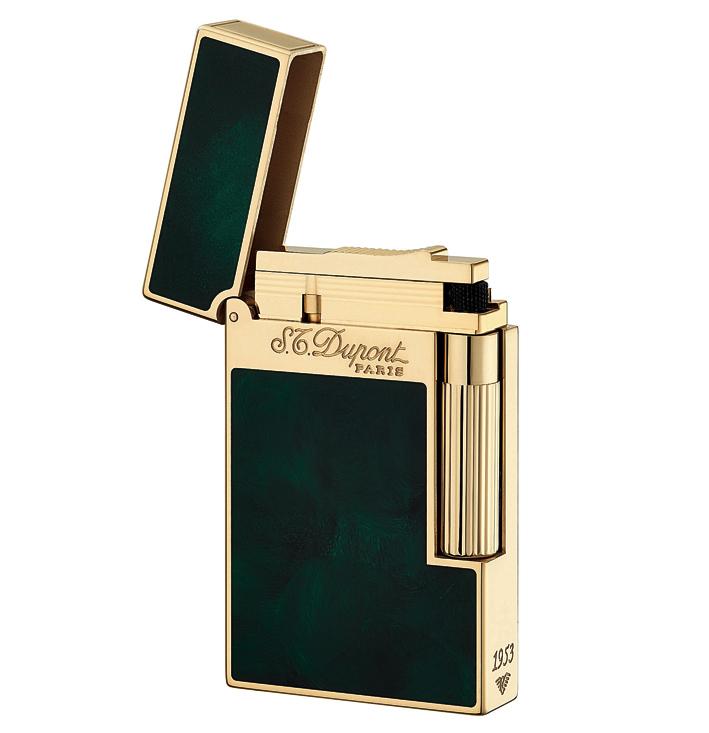 S.T Dupont, le savoir-faire en instruments d'écriture et accessoires pour fumeurs.