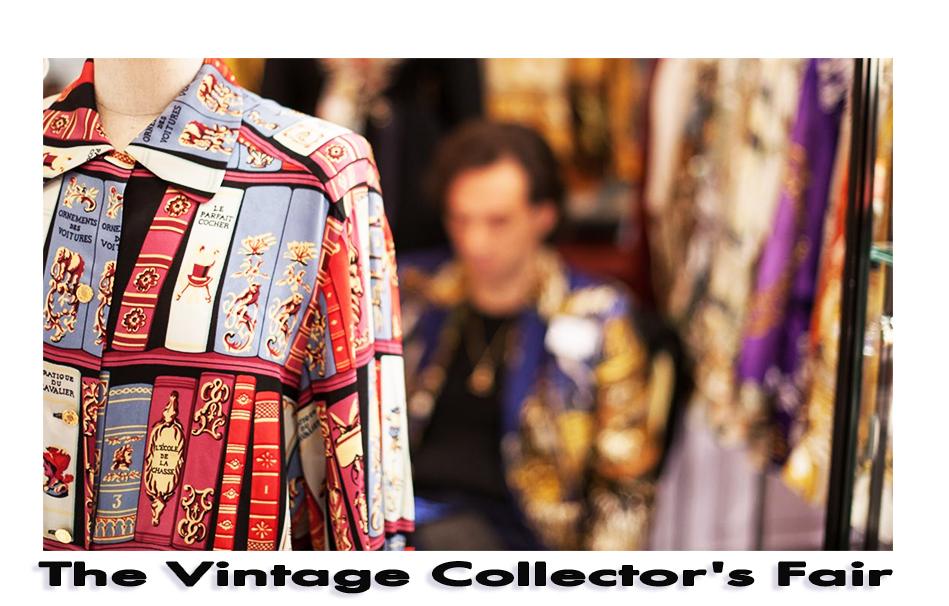 Salon parisien – The Vintage Collector's Fair (1-2 décembre), c'est à l'hôtel Bristol !