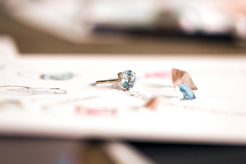 Bucherer Fine Jewellery présente « Peekaboo » des bijoux tendres et lumineux