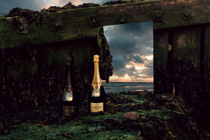 """Spécial Fêtes – Les champagnes Krug présente """"Krug 2004"""" et """"Les créations de 2004"""""""