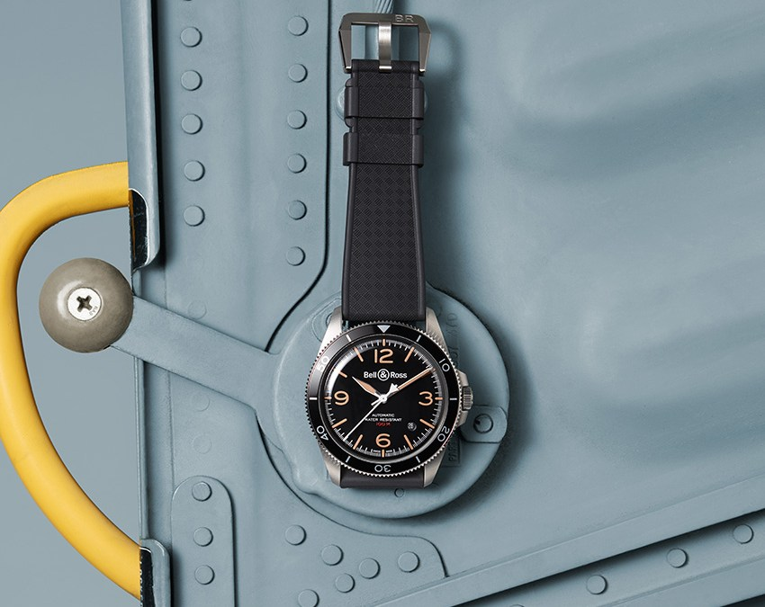 Bell & Ross – Deux nouvelles montres hommage à l'aviation et aux Roaring sixties.
