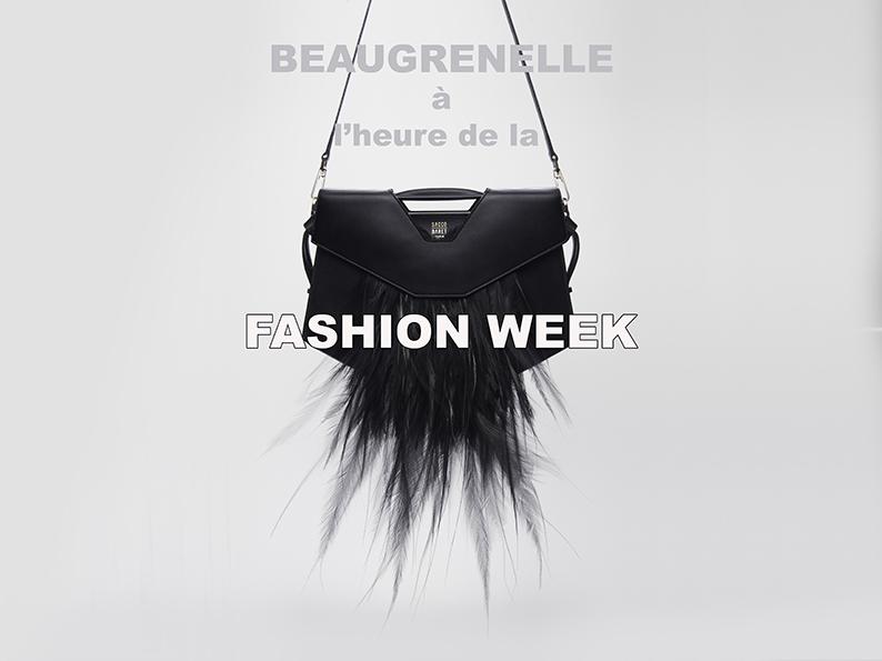 La Fashion Week pour tous ! C'est au Centre commercial Beaugrenelle à Paris
