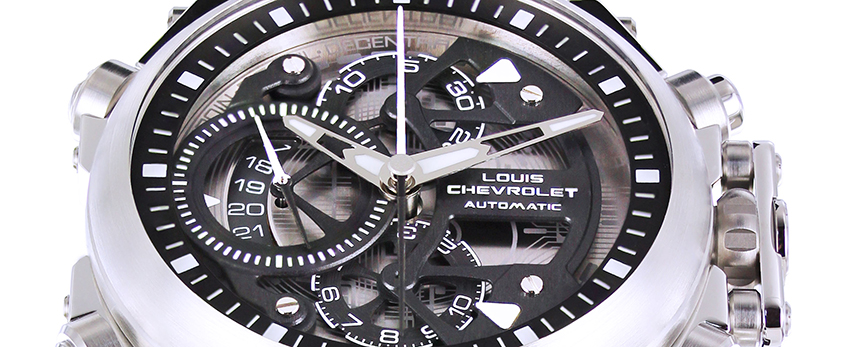 E-commerce – L'horloger suisse Louis Chevrolet lance le Chrono-Tour Bitcoin Special Edition