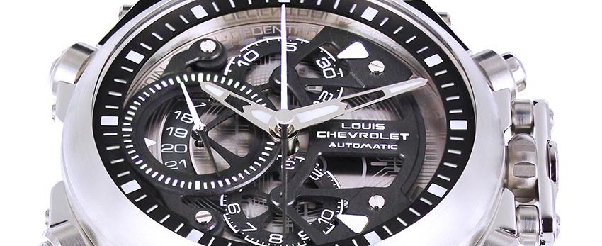 E-commerce – L'horloger suisse Louis Chevrolet lance le Chrono-Tour Bitcoin Special Edition