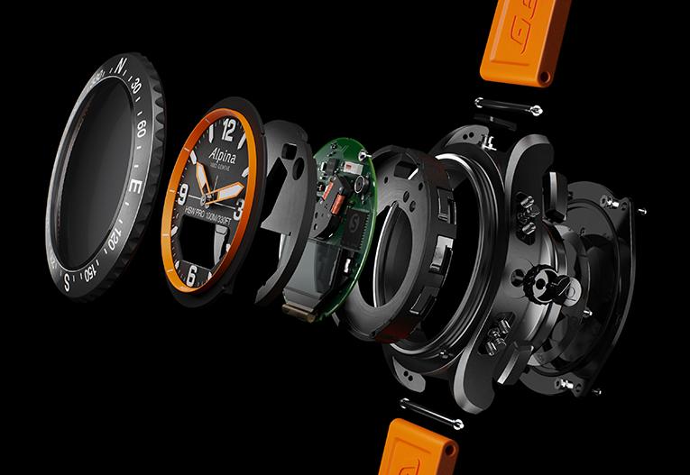 Horlogerie – AlpinerX Outdoors Smartwatch, elle a tout pour plaire