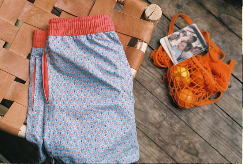 Spécial été • AMALONE, des shorts de bain pour les pères… et désormais les fils