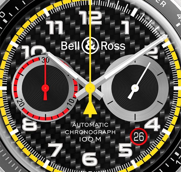 Bell & Ross BR V2-94 R.S.18, l'ADN temporel de Renault sport