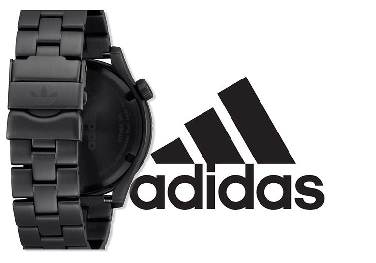 Adidas donne même l'heure