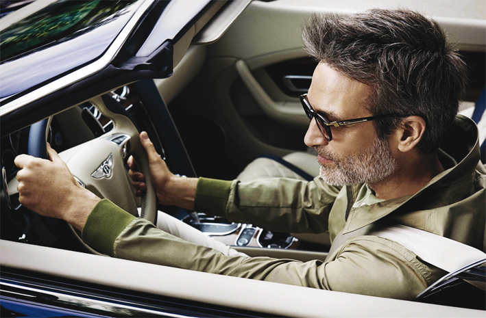 Pour le plaisir des yeux, adoptez le style Bentley