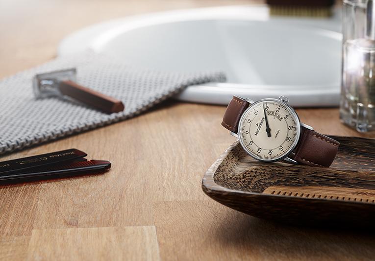 Horlogerie – Vintago Meistersinger, une autre façon de lire le temps