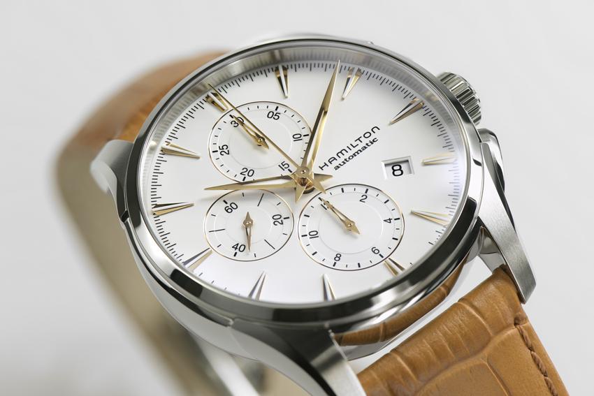 En 2019, l'horloger Hamilton perpétue la tradition Jazzmaster