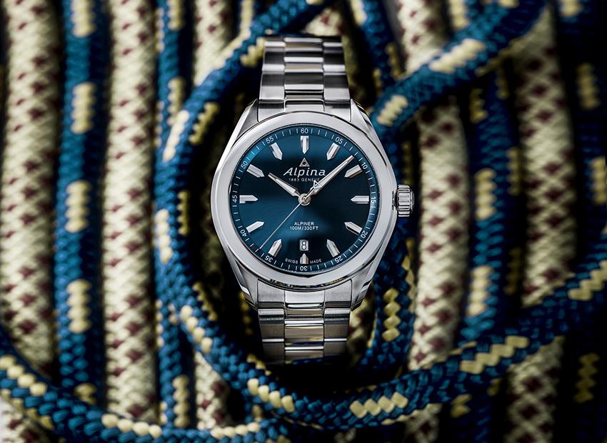 Nouveauté horlogère – Alpina mise sur l'Alpiner, nouvelle entrée de gamme