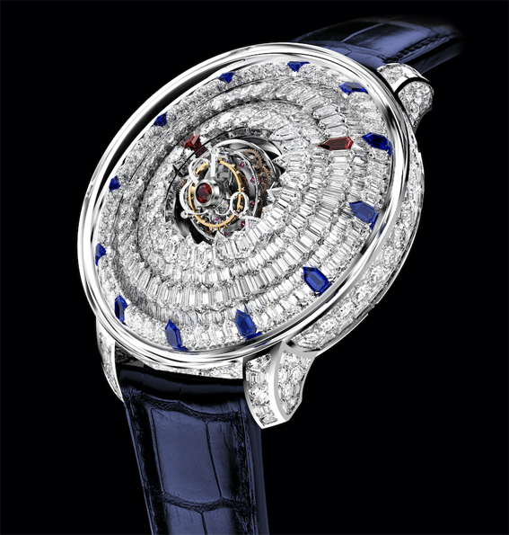 Jacob & Co. Mystery Twin Central Tourbillons. 1,300,000  $ (1 177 800 €)