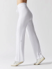 ALO YOGA Extreme High-Waist Easy Cinch Yoga Pants Front ShoppingExclusives.com