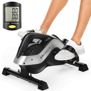 ANCHEER Pedal Exerciser, Under Desk Bike ShoppingExclusive.com