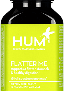 FLATTER ME by HUM Supports a Flatter Stomach & Healthy Digestion