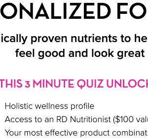 Hum Holistic Beauty an Wellness Personalized Profile @ShoppingExclusives.com