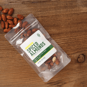 SPICED_ALMONDS @ShoppingExclusives.com