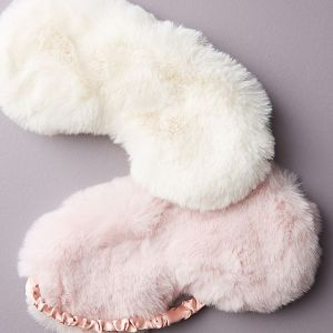 Mer Sea Co Faux Fur Eye Mask 1