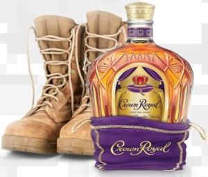 Great Charity - Just Click to send a free snack pack to our USA Military Service Men and Women, courtesy of Crown Royal Whisky and Packages From Home. Note that this charity seems to be ongoing, or at least repeated, throughout the year, so check back to send more snacks!