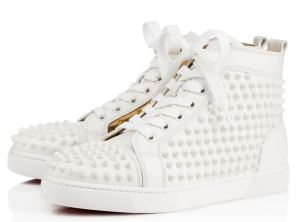 Louise High-Top Flat by Louboutin