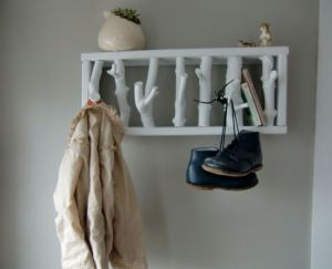 An easy to make, multi-useful storage rack. DecoFurnish.Com