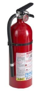 Kidde Fire Extinguisher is a time-tested model.