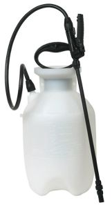 Wide variety of options in these little hand operated pressure sprayers.