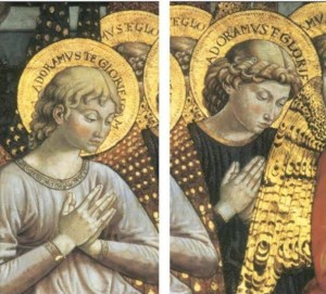 There is just something about Renaissance art and Christmas that go together beautifully. Let these messengers help you to light your holiday nights. Renaissance Angels Christmas Decorative Matchbox. Museumoutlets.com