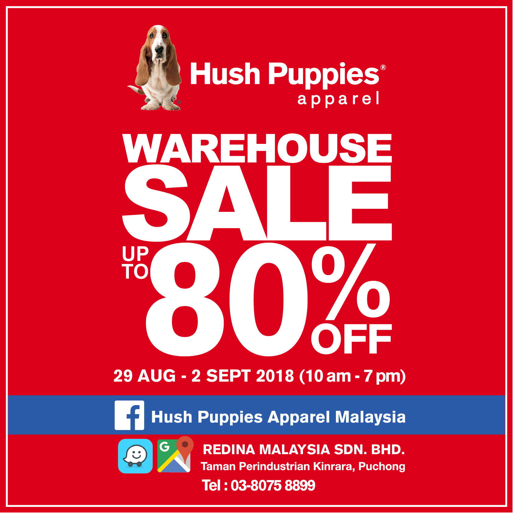 Hush Puppies Warehouse Sale - ShoppingNSales by ShopSavee ffd883c9e5